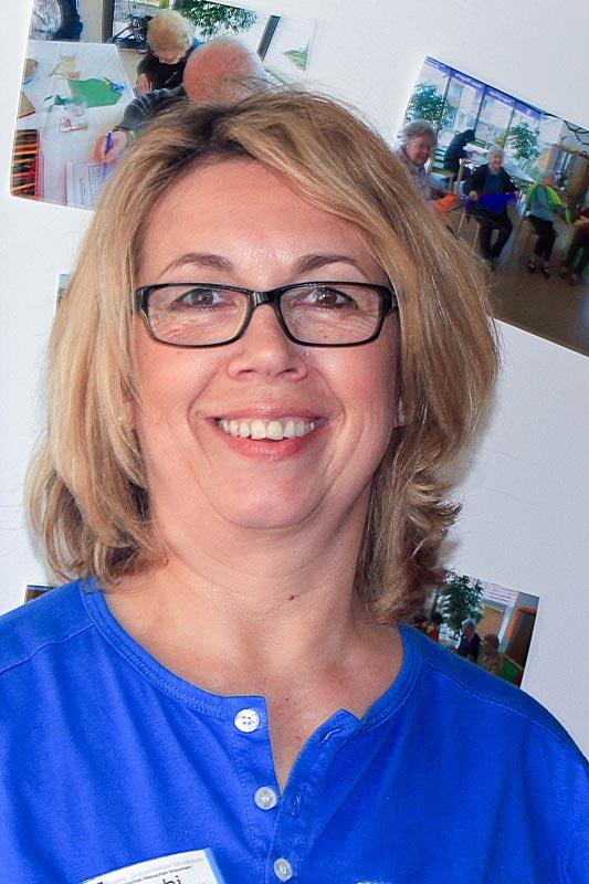 Ursula Obermayer - Evangelische Sozialstation Mosbach